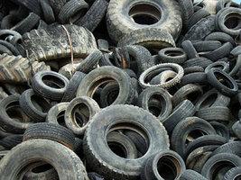 3,7 тыс. тонн старых шин собрали в Подмосковье в 2016 году