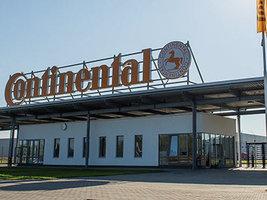 Шинный завод Continental в Калуге увеличил долю экспорта до 30%