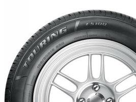 На российский рынок выйдет легковая шина Firestone Touring FS 100