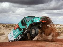 Команда De Rooy и Goodyear заняли призовые места в ралли Дакар