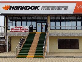 На Сахалине открылся первый магазин Hankook Masters