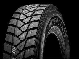 Interstate выпускает новую грузовую шину SR558