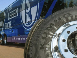 Kumho Tire и ФК Schalke 04 продлили сотрудничество