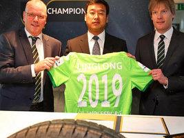Linglong Tire расширяет сотрудничество с немецким футбольным клубом VfL Wolfsbur