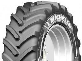 На LAMMA-2017 дебютировали новые сельхозшины Michelin и Kleber