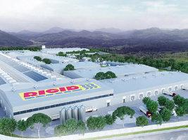 Rigid Tyre начинает строительство шинного завода с технологиями Marangoni