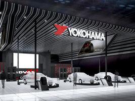 Yokohama примет участие в Токийском автосалоне