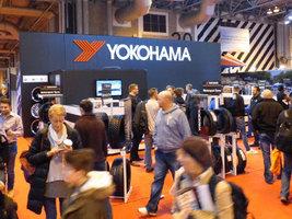 Yokohama представит новые шины на выставке Autosport International