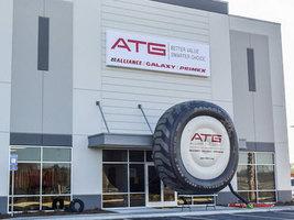 Alliance Tire открывает новый шинный склад в США