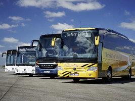 Daimler расширяет список омологированных автобусных шин Pirelli