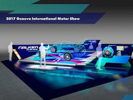 Falken впервые примет участие в Международном автосалоне в Женеве
