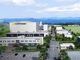 Hankook Tire готовится к полному запуску своего шинного завода в США