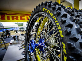 Honda перешла на шины Pirelli в чемпионате мира по мотокроссу MXGP/MX2
