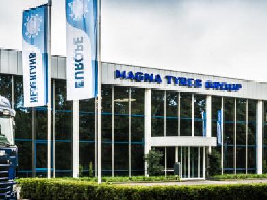 Magna Tyres расширит присутствие на рынке промышленных шин Германии