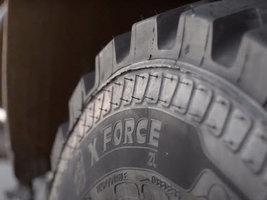Компания Michelin представила новые шины повышенной проходимости X Force ZL