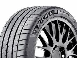 Michelin представляет новейшую высокоскоростную шину Pilot Sport 4S