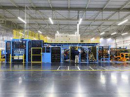 Награда TTI за инновации в производстве досталась Bridgestone и системе Examatio