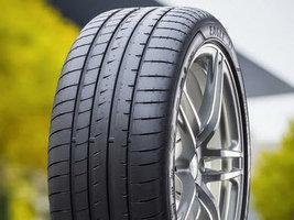 Новые высокоэффективные шины Eagle F1 Asymmetric 3 стали стандартными для Porsch