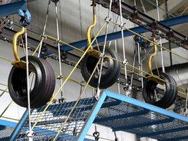 Шинные заводы Нижнекамска в 2017 году увеличат выпуск автопокрышек на 15%