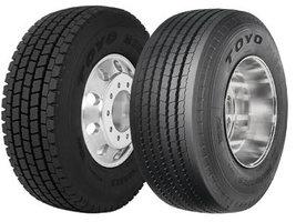 Toyo расширяет размерную линейку грузовых шин M920 и М149