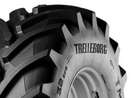 Trelleborg выпускает новый размер сельхозшины TM3000