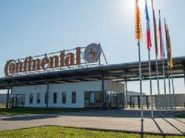 В 2017 году шинный завод Continental продолжит стабильное развитие