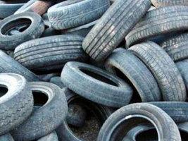 В Казахстане переработали 18 тыс. тонн старых шин за год