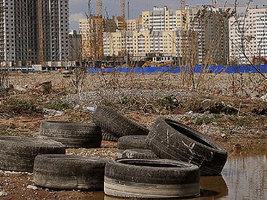 В Петербурге начал работу завод по утилизации шин