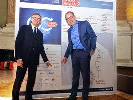 Шинный бренд Vredestein становится партнером ралли ретро-автомобилей Mille Migli