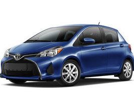 Шины Yokohama выбраны для Toyota Yaris