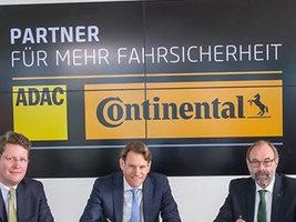 ADAC и Conti будут улучшать безопасность на дорогах Германии