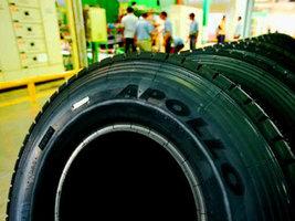 Apollo выведет на европейский рынок свои грузовые шины