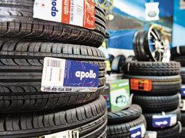 Apollo Tyres создает шины для оборонной промышленности Индии