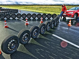 Шины Goodyear и Hankook стали победителями тестов Auto Bild Allrad