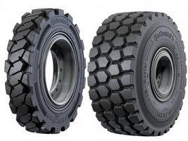 Continental представила на CONEXPO новые промышленные шины