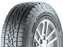 Continental представляет новую шину для дорог и бездорожья CrossContact ATR