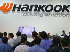 Hankook покажет новые шины на выставке Autopromotec-2017