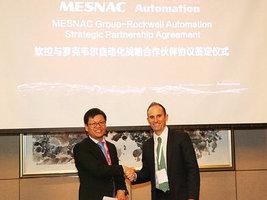 Mesnac и Rockwell займутся высокотехнологичным производством для шинной промышле