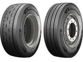 Michelin покажет новое поколение грузовых шин X Multi на CV Show