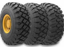 На выставке ConExpo представили новые шины Firestone
