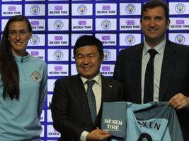 Nexen Tire расширяет спонсорское соглашение с ФК Манчестер Сити