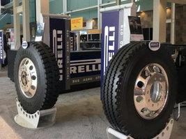 Pirelli представляет на американском рынке грузовые шины бренда Formula