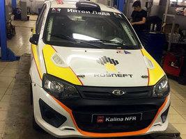 Для гоночной серии Lada Rally Cup выбраны шины Мастер-Спорт
