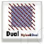 Dual Nylon&Steel