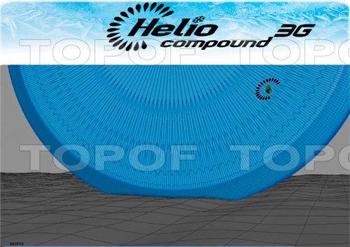 Третье поколение резиновой смеси Michelin Latitude Alpin 2
