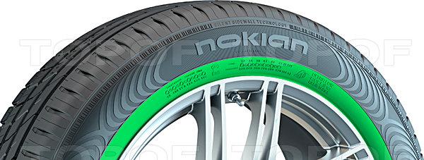 специальный информационный участок Nokian Hakka Green 2
