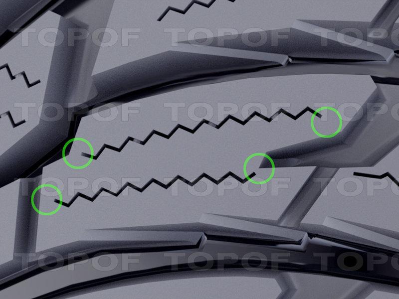 Технология шин Nokian WR G3