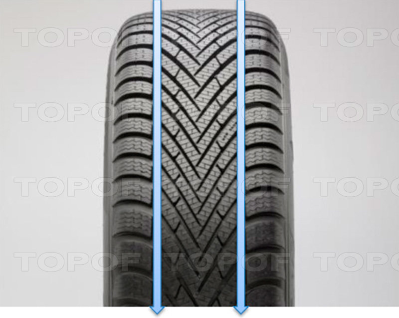 Pirelli Cinturato Winter - управляемость и комфорт
