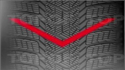 Направленный рисунок протектора Pirelli Scorpion Winter