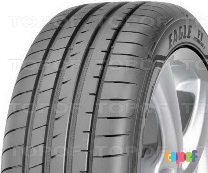 Шины Goodyear Eagle F1 Asymmetric 3. Основной вид